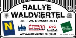 Rallye Waldviertel 2011