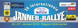 29. Int. Jänner Rallye 2012