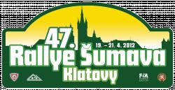 47. Rallye Šumava Klatovy 2012