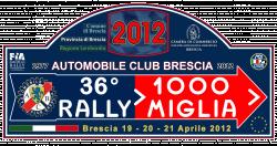 Rally 1000 Miglia 2012