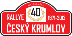 40. Rallye Český Krumlov 2012 - historic