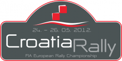 Croatia Rally 2012