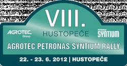 Agrotec Petronas Syntium Rally 2012