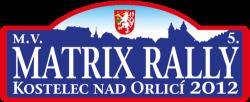 Matrix M. V. Rally Kostelec nad Orlicí 2012