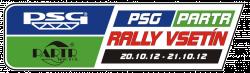 PSG - Partr Rally Vsetín 2012