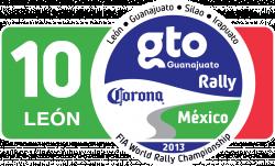 Rally Guanajuato Mexico 2013