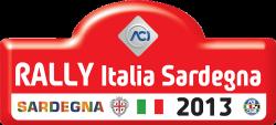 Rally Italia Sardegna 2013