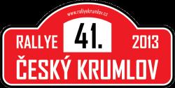 41. Rallye Český Krumlov 2013 - historic