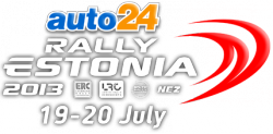 auto24 Rally Estonia 2013