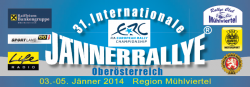 31. Int. Jänner Rallye 2014