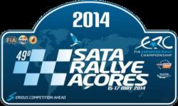 Sata Rallye Açores 2014
