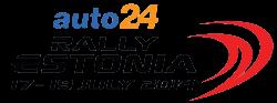 auto24 Rally Estonia 2014