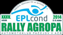EPLcond Rally Agropa Pačejov 2014