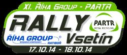 Říha Group Partr Rally Vsetín 2014