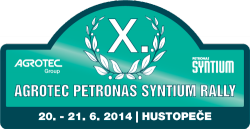 Agrotec Petronas Rally Hustopeče 2014 - PČR