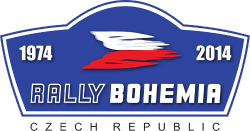 Rally Bohemia 2014 - MČR HA