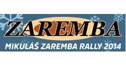 Mikuláš Zaremba Rally Slušovice 2014