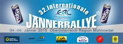 32. Int. Jänner Rallye 2015