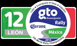 Rally Guanajuato México 2015