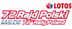 Lotos Rally Poland 2015