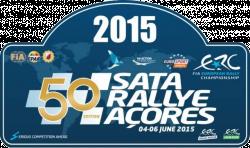 Sata Rallye Açores 2015