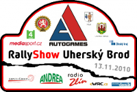 RallyShow Uherský Brod 2010