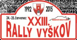 Rally Vyškov 2015