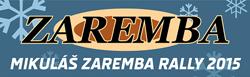 Mikuláš Zaremba Rally Slušovice 2015