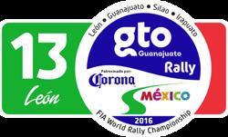 Rally Guanajuato Mexico 2016