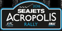 Acropolis Rally 2016