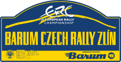 Barum Czech Rally Zlín 2016
