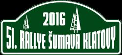 Rallye Šumava Klatovy 2016