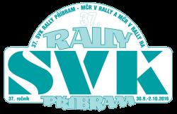 SVK Rally Příbram 2016