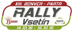 Bonver - Partr Rally Vsetín 2016