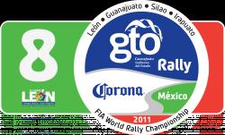 Rally Guanajuato México 2011