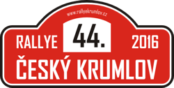 44. Rallye Český Krumlov 2016 - historic