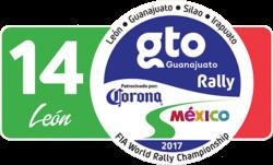 Rally Guanajuato México 2017