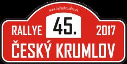 Rallye Český Krumlov 2017