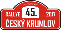 Rallye Český Krumlov 2017 - historic