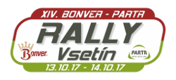 Bonver - Partr Rally Vsetín 2017 - historic