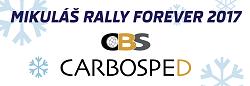 Mikuláš Rally forever 2017