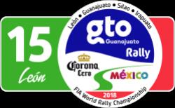 Rally Gunajuato México 2018