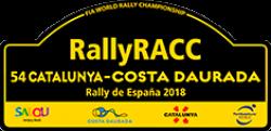 Rally Catalunya 2018