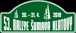 Rallye Šumava Klatovy 2018