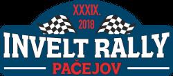 Invelt Rally Pačejov 2018