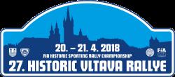 Historic Vltava Rallye 2018
