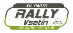 Partr Rally Vsetín 2018 - historic