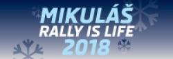 Mikuláš Rally is life 2018