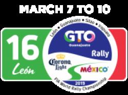Rally Guanajuato México 2019