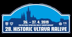 Historic Vltava Rallye 2019